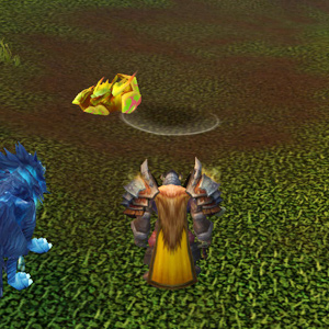 fetch macro for wow hunters
