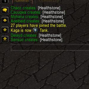 raid role macro