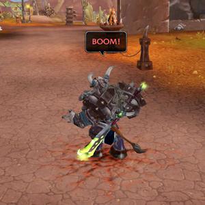warrior boom heroic leap macro